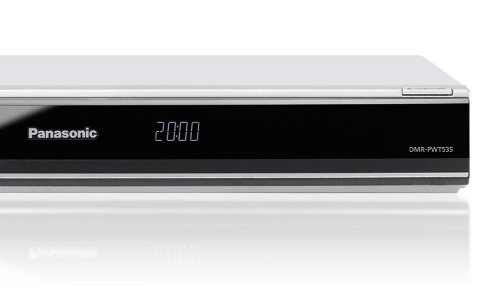 Lecteur - enregistreur Blu-ray 2D / 3D - Panasonic DMR-PWT535EC9