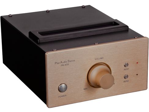 PIER AUDIO PB-8SE Gold
