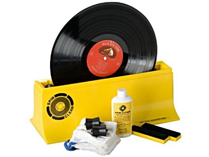 PROJECT Spin-Clean Record Washer System MKII