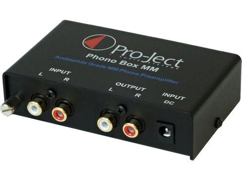 PROJECT Phono Box MM FR