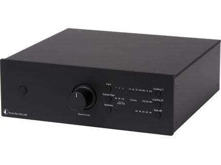 PROJECT Phono Box DS2 USB Noir