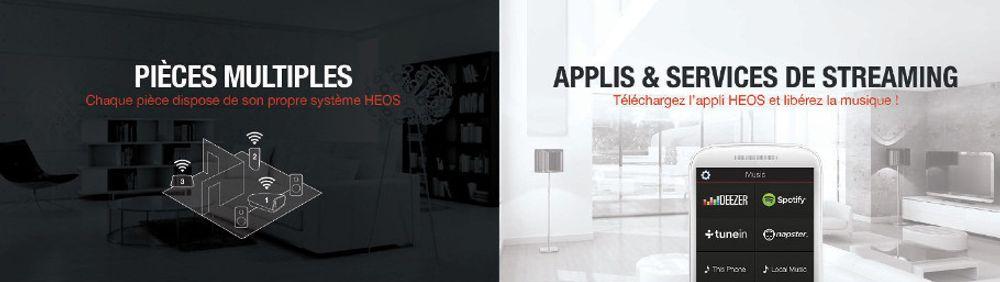 Denon Heos Amp HS2