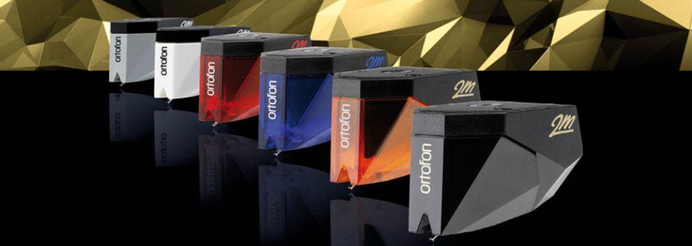 La gamme Ortofon 2m au complet !