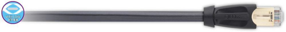 Câble RJ45 QED Performance Ethernet Graphite