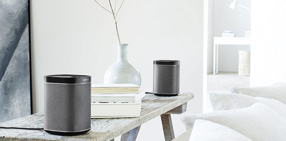 Enceinte sans fil Sonos PLAY:1 pour la musique en streaming