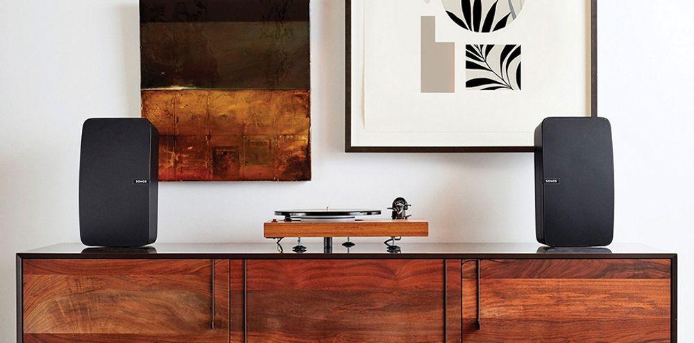 Enceinte sans fil Sonos PLAY:5 pour la musique en streaming