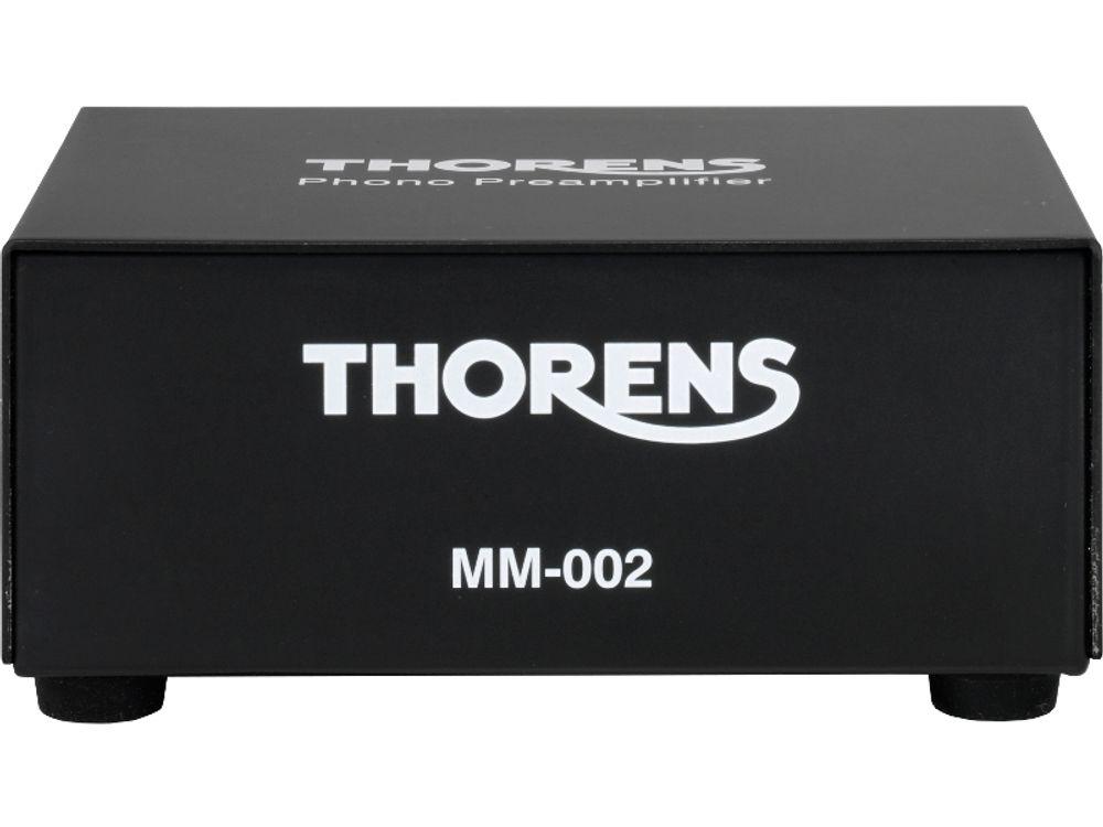 Le préampli phono Thorens MM-002 dispose d'un rapport prix/performances exceptionnel