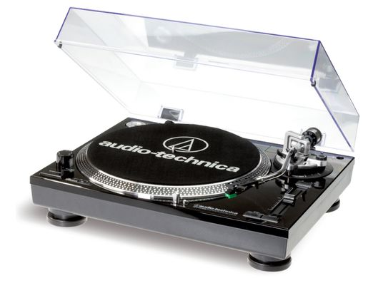 AUDIO TECHNICA AT-LP120-USB HC Noir