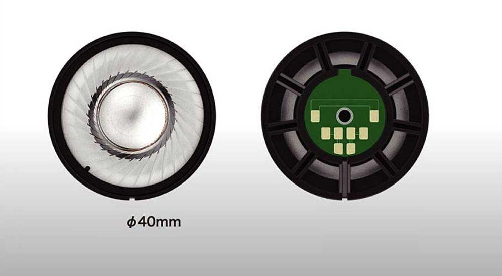Casque audio supra-auriculaire sans fil Bluetooth® aptX™ et NFC™ - AUDIO-TECHNICA ATH-AR3BT