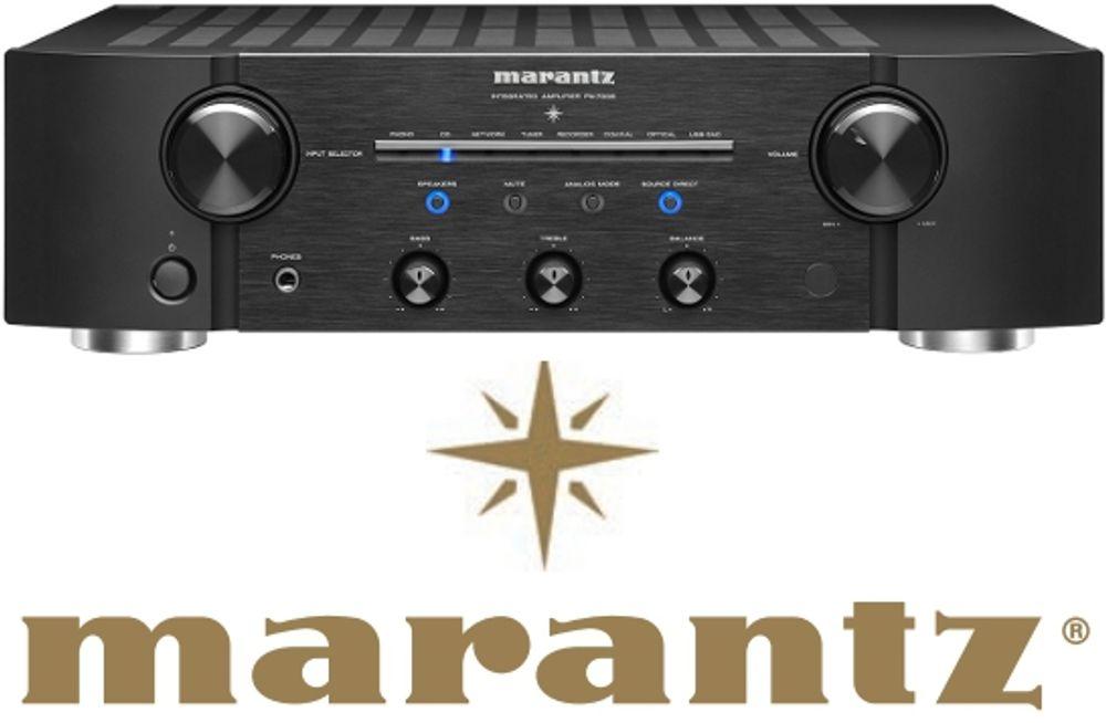 Ampli audiophile Marantz PM7005 : fabrication japonaise
