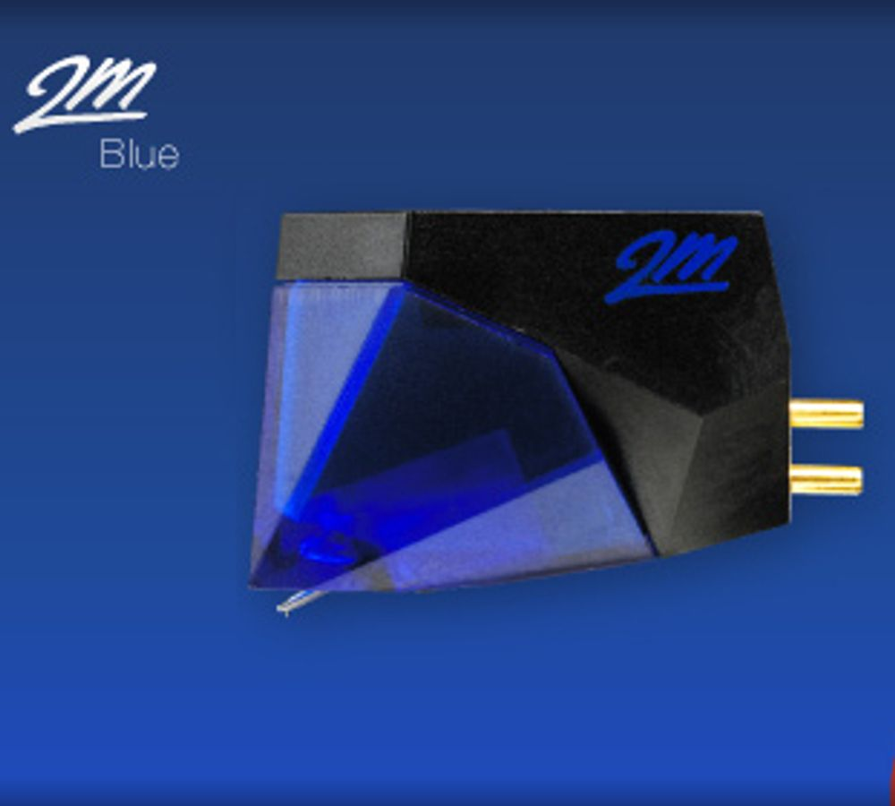 Ortofon 2m blue, ici en version verso
