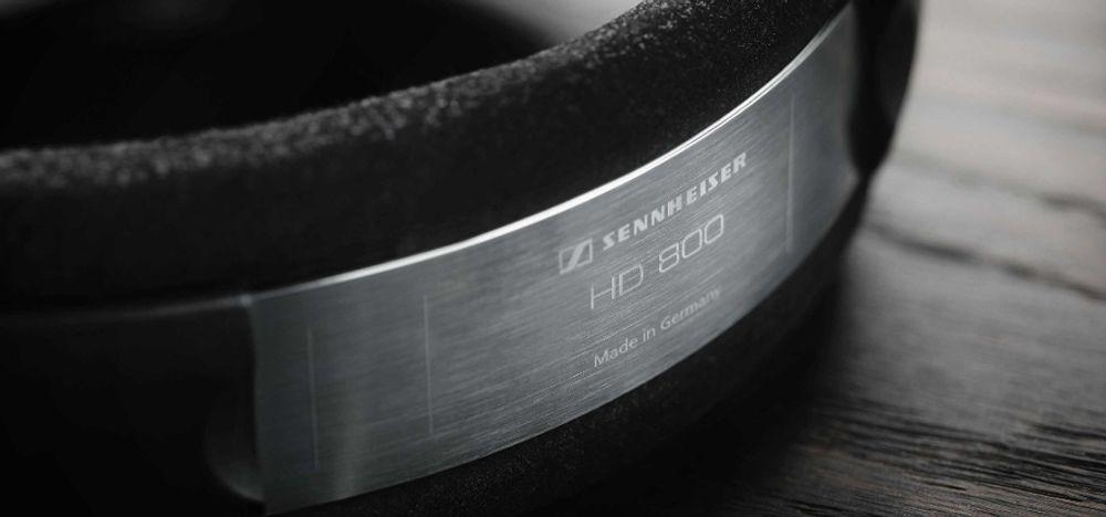 Nouveau casque audio Sennheiser HD800S