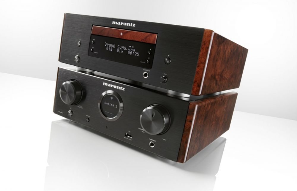 Lecteur CD audiophile Marantz HD-CD1