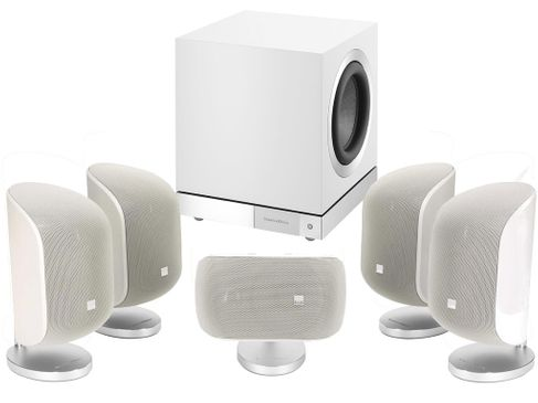 Bowers & Wilkins MT-80D Blanc