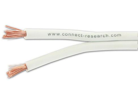CONNECT RESEARCH CHP259H 2,5 mm² Blanc (au mètre)