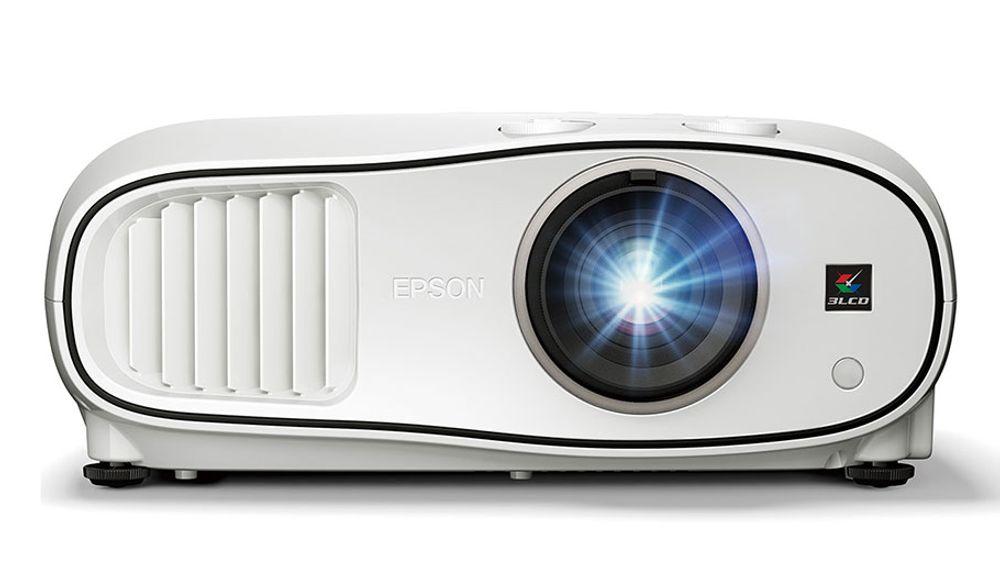 Vidéoprojecteur Full HD Tri-LCD  avec 3D active avec fonction WirelessHD®- EPSON EH-TW6700W