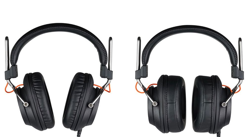 Casque audio professionnel fermé circum-aural avec transducteurs dynamiques de 40 mm de 80 ohms  – FOSTEX TR-80