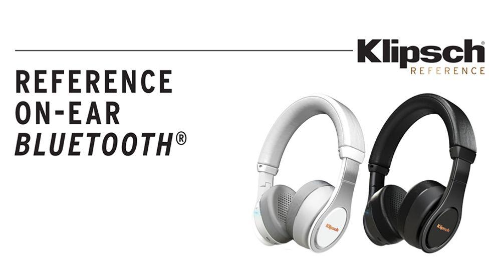 Casque audio supra-auriculaire sans fil Bluetooth avec autonomie de 20hr - KLIPSCH Reference On Ear BT