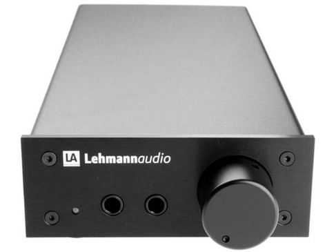 LEHMANN AUDIO LINEAR USB Noir