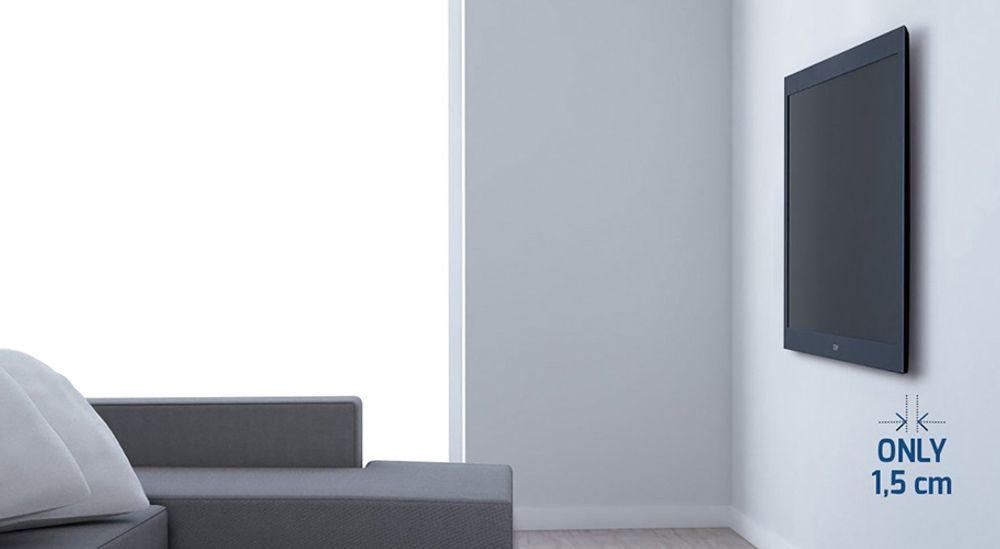 Support mural pour TV écran plat de 40 à 50 pouces jusqu'à 50 kg