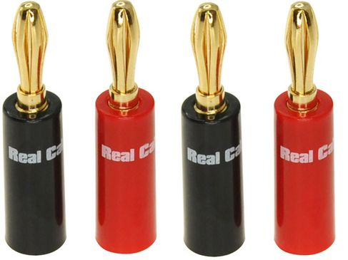 REAL CABLE B6020 (lot de 4)