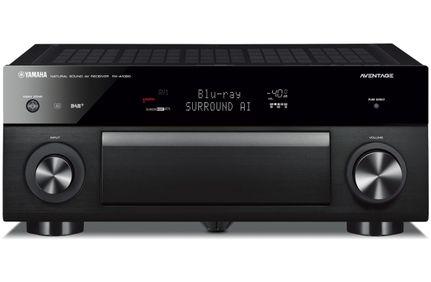 YAMAHA MusicCast RX-A1080 Noir