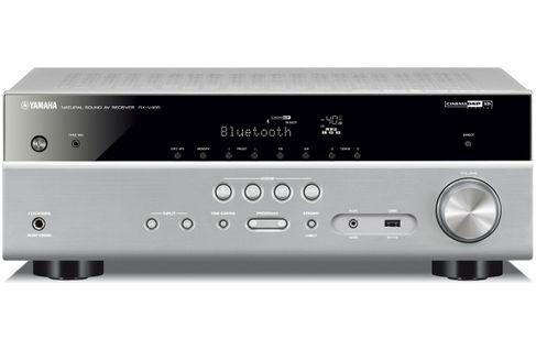 YAMAHA MusicCast RX-V485 Titane