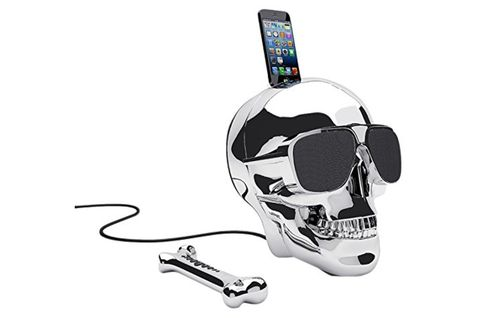 JARRE AeroSkull HD+ Silver Chrome