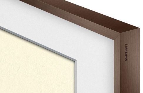 SAMSUNG The Frame Cadre 65 DP Noyer