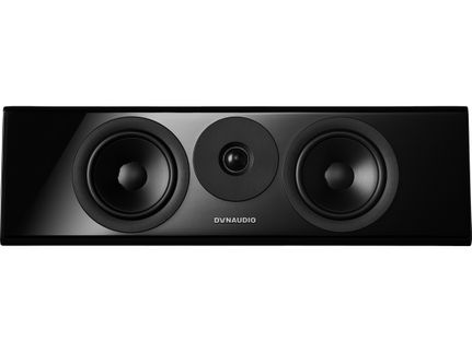 DYNAUDIO EVOKE 25C Black High Gloss