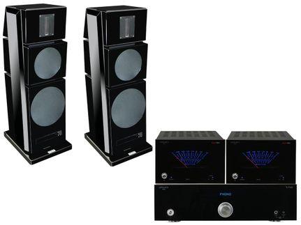 Advance X-P500 + BX2 + X-L500 Noir