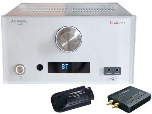 ADVANCE PARIS AX1 Connect Blanc