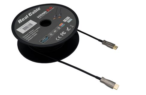 REAL CABLE HD-OPTIC (100m)
