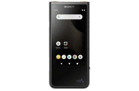 SONY NW-ZX507 Noir (64 Go)