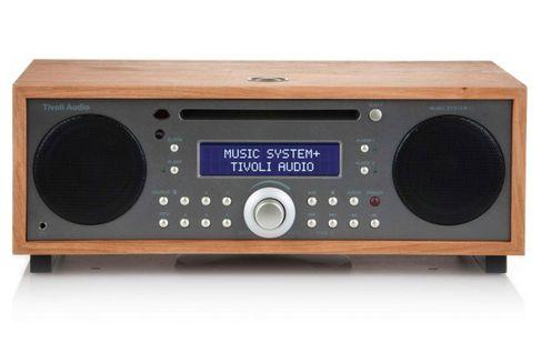 TIVOLI Music System+ Cerise/Metallic taupe
