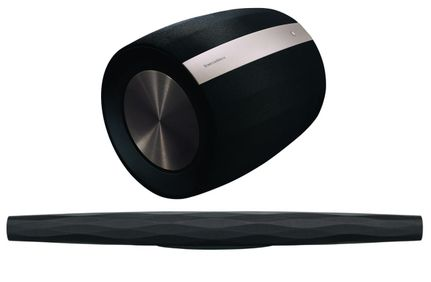 Bowers & Wilkins Formation BAR + BASS