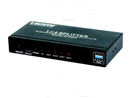 ERARD SÉLECTEUR HDMI 1 vers 4 (726992)