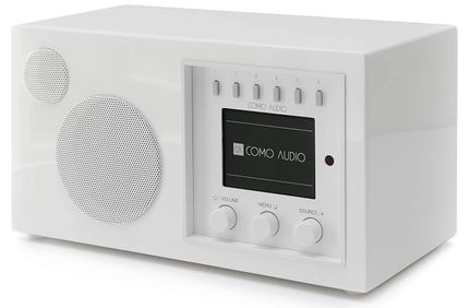 COMO AUDIO SOLO Blanc Piano/Blanc