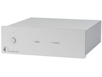 PROJECT Accu Box S2 Silver