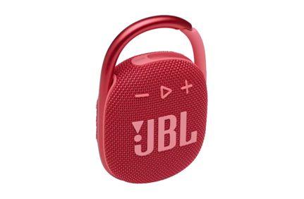 JBL CLIP 4 Rouge