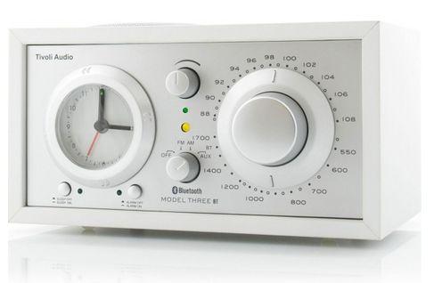 TIVOLI Model Three BT Blanc