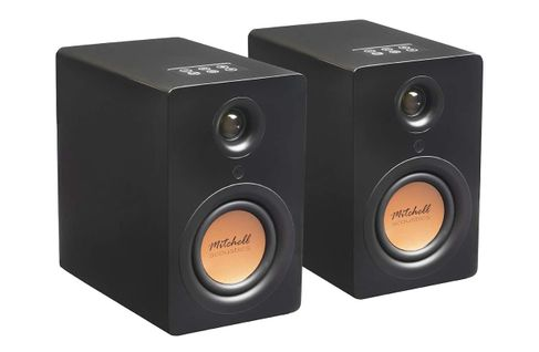 MITCHELL Acoustics - USTREAM One Noir (la paire)