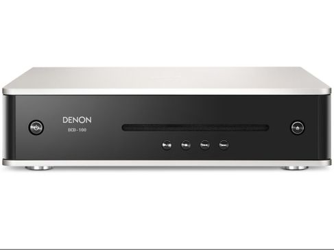 DENON DCD-100 Silver Premium