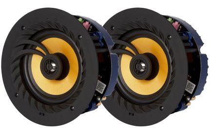 "LITHE AUDIO Bluetooth Wireless 6.5"" Ceiling Speaker (la paire)"