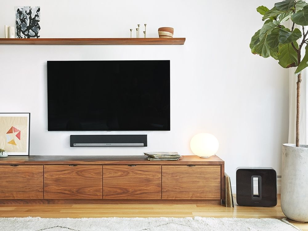 sonos playbar sonos sub home cinema 3 1. Black Bedroom Furniture Sets. Home Design Ideas
