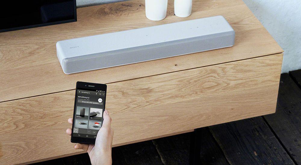Système de barre sonore 2.1 Bluetooth® avec Subwoofer sans fil modulable - SONY HT-MT301