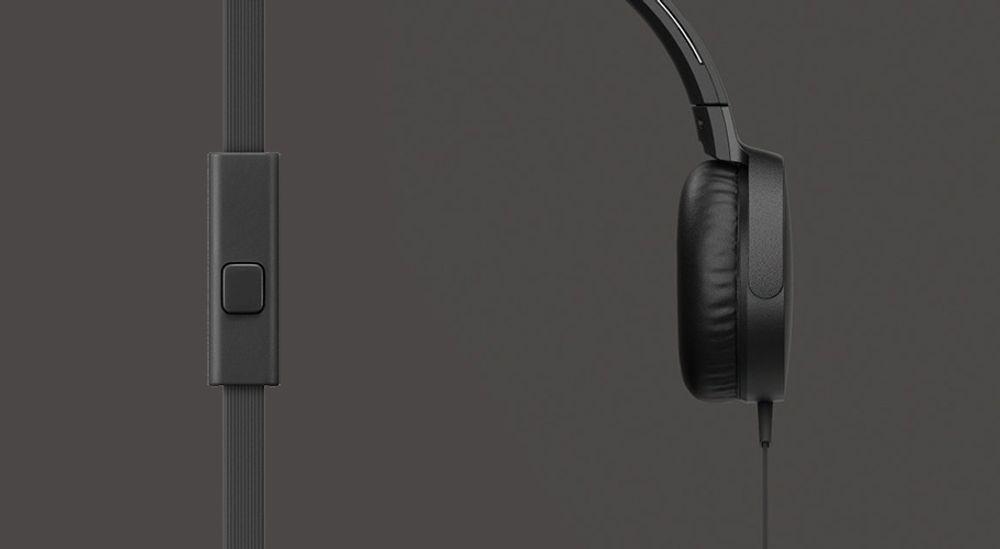 Casque audio supra-auriculaire avec diaphragmes en néodyme de 30 mm - SONY MDR-XB550AP
